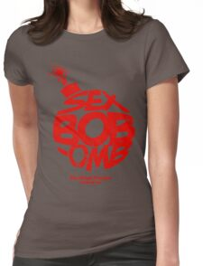 We Are A Bob-Omb Womens Fitted T-Shirt
