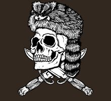 Coonskin Cap and Bowie Knives Unisex T-Shirt