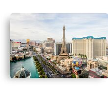 The Strip, Las Vegas, Nevada, USA Metal Print