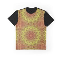 Abstract festive colorful mandala Graphic T-Shirt