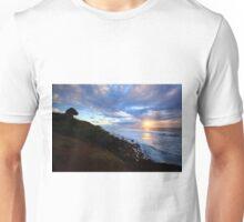 Sunrise Shelly Beach Ballina NSW Unisex T-Shirt