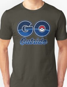 Pokemon Go Outside! Unisex T-Shirt
