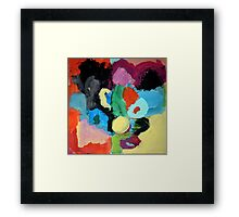 all fall down Framed Print