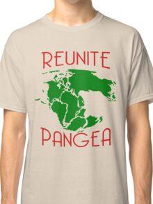 Funny Reunite Pangea Classic T-Shirt
