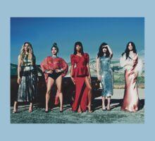 Fifth Harmony - 7/27 One Piece - Short Sleeve