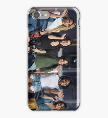 Fifth Harmony - Jimmy Kimmel iPhone Case/Skin