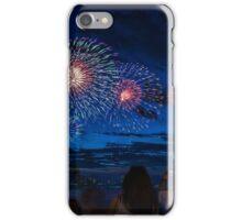 Australia Day Fireworks 2016 iPhone Case/Skin