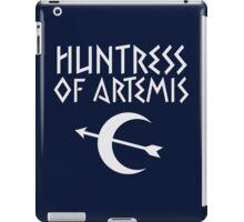 Huntress of Artemis iPad Case/Skin