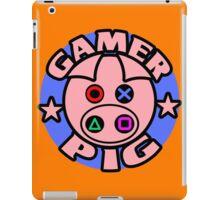 GAMER PIG iPad Case/Skin