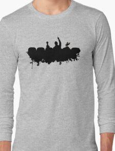 MST3K - Splatter Long Sleeve T-Shirt