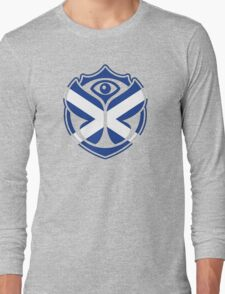 Tomorrowland scotland logo - scottish - na h-Alba  Long Sleeve T-Shirt