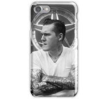 Brian Fallon Black & White iPhone Case/Skin