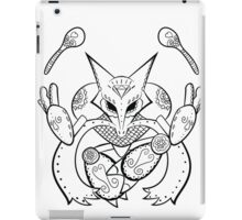 Alakazam de los Muertos | Pokemon & Day of The Dead Mashup iPad Case/Skin