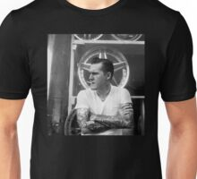 Brian Fallon Black & White Unisex T-Shirt