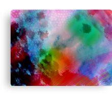 Lighter Colours Canvas Print