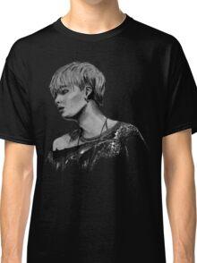 Min Yoongi Grey-scale sketch Classic T-Shirt