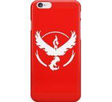 Team Valor (RED) iPhone Case/Skin