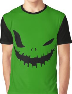 scary face Graphic T-Shirt