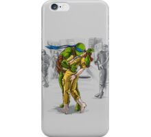 Victory Over Shredder iPhone Case/Skin