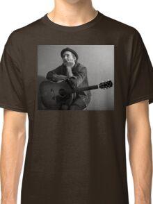 Brian Fallon Black & White 2 Classic T-Shirt
