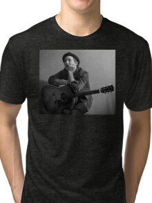 Brian Fallon Black & White 2 Tri-blend T-Shirt