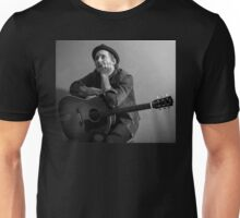 Brian Fallon Black & White 2 Unisex T-Shirt