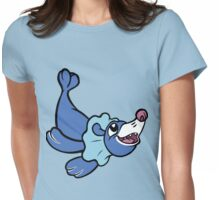 Team Sea Lion! Womens Fitted T-Shirt