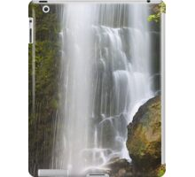 The dance of the two veils iPad Case/Skin