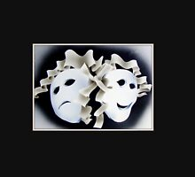 Theatre mask Unisex T-Shirt