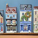 Bath souvenir shops by Arie Koene