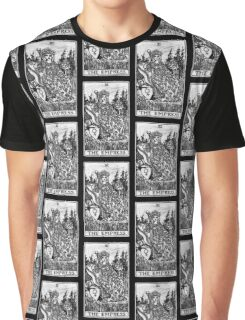 The Empress Tarot Card - Major Arcana - fortune telling - occult Graphic T-Shirt