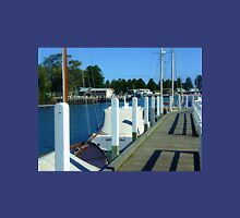 Walkway or long jetty, Port Fairy, Vic. Australia Unisex T-Shirt