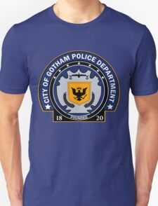 Gotham City Police Department Unisex T-Shirt