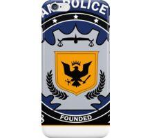 Gotham City Police Department iPhone Case/Skin