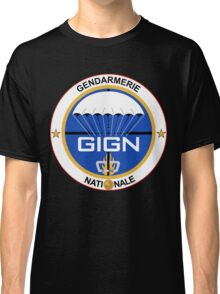 GIGN France Special Forces Classic T-Shirt
