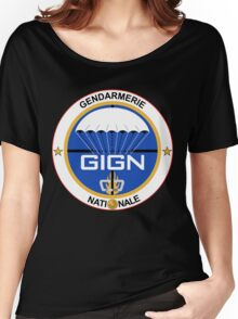 GIGN France Special Forces Women's Relaxed Fit T-Shirt