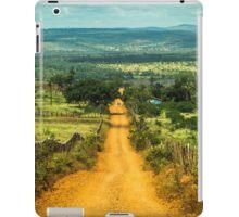 Rural road iPad Case/Skin
