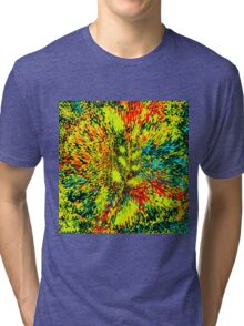 Tropical Fireworks Tri-blend T-Shirt
