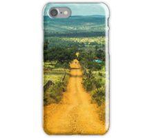 Rural road iPhone Case/Skin