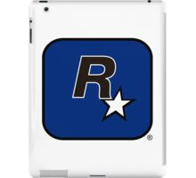 Rockstar North logo iPad Case/Skin