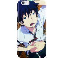 Blue Exorcist- Sleepy Rin Okumura iPhone Case/Skin