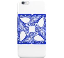 Surf Abstract iPhone Case/Skin