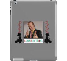 Laser Tag iPad Case/Skin