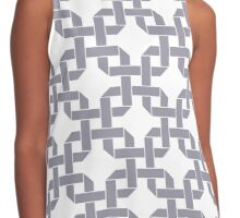 Abstract geometric pattern Contrast Tank
