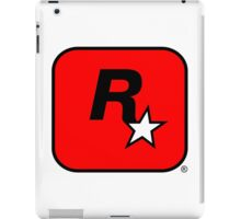 Rockstar Vancover logo  iPad Case/Skin