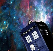 Tardis Galaxy by astraea-nm