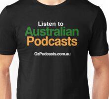 Listen to... Black Unisex T-Shirt