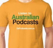 Listen to... Gold Unisex T-Shirt