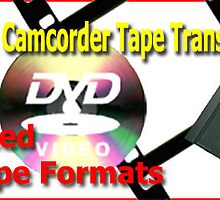 VHS Tape Repair by 4udvds