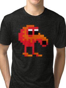 Qbert Tri-blend T-Shirt